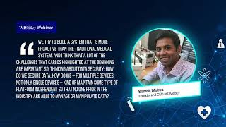 Sombit Mishra - Founder and CEO at QMedic - Webinar on how to Help Governments, Health and Travel Organizations Deploy a WIShelter Covid-19