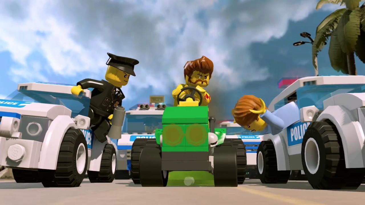 Lego City Tajny Agent Xbox One Tt Games Gry I Programy Sklep