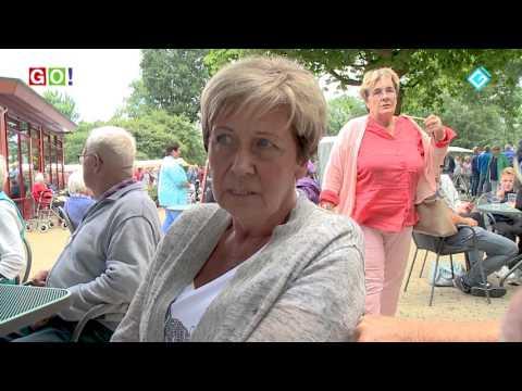 Jubileum Rozenfestival in combinatie met Groenmarkt. - RTV GO! Omroep Gemeente Oldambt