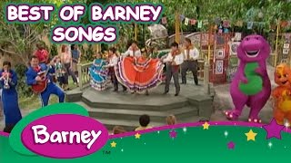 Barney - Best of Barney Songs (40 Minutes)