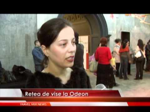 Reţea de vise la Odeon