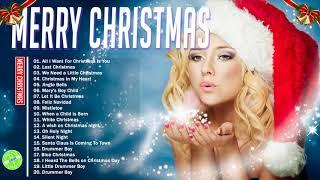 Рождественская Музыка 2019❄ Самые популярные рождественские и новогодние песни ❄ Christmas Music