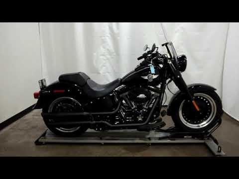 2016 Harley-Davidson Fat Boy® S in Eden Prairie, Minnesota - Video 1