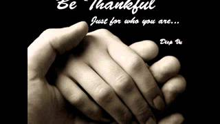 Be Thankful - Sarah Connor