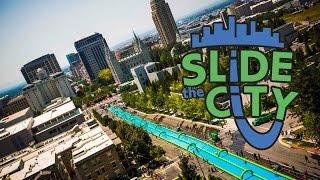 slip and slide -1000 feet