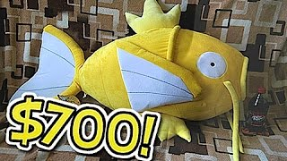 Top 5 Most Expensive Pokemon Plush Toys In the World!!