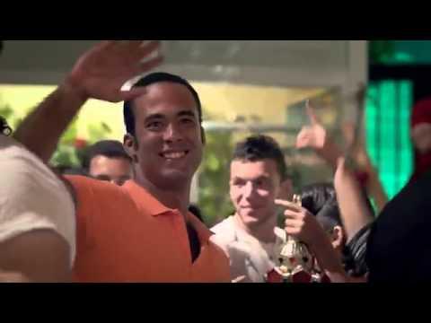 اعلان بيبسي رمضان 2015 احمد زكي وابنه