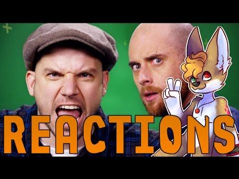 Reaction | Nice Peter vs EpicLLOYD - Epic Rap Battles of History Season Finale.