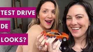 Test drive de roupas!