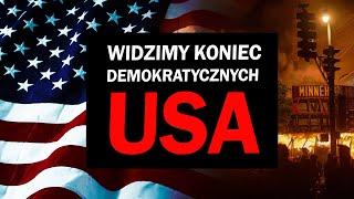 Koniec amerykańskiej demokracji-Stanisław Krajski