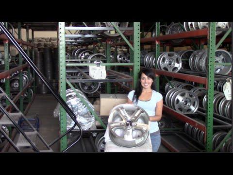 Factory Original Kia Cadenza Rims & OEM Kia Cadenza Wheels – OriginalWheel.com