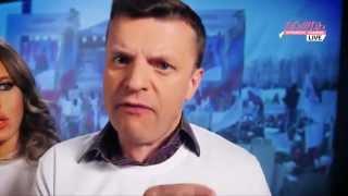 Вася Обломов, Ксения Собчак и Леонид Парфенов - «ВВП»