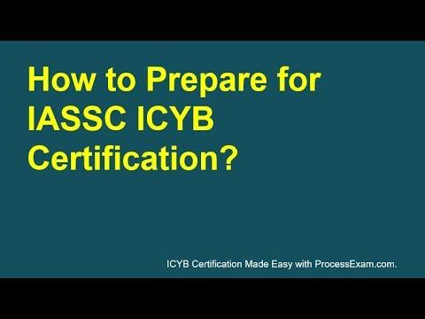 Start Preparation for IASSC Lean Six Sigma Yellow Belt (ICYB ...