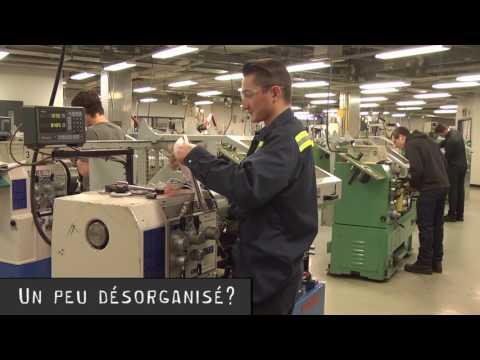 Le génie industriel, c'est quoi?
