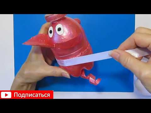 Супер-Быстрая ИГРУШКА ПОРОСЕНОК своими руками   Новогодние подарки   Свинка Поделки для детей