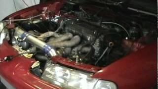 h22a4 turbo prelude dyno
