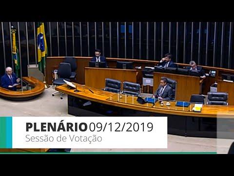 Plenário - Sessão de votação - 09/12/19 - 16:26