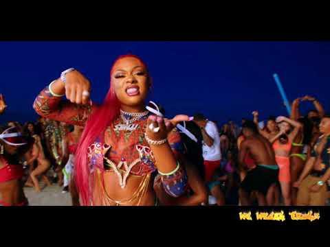 Megan Thee Stallion Aka Hot Girl Meg hot girl summer wrecked