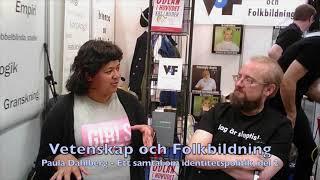 VoF Bokmässan 2017 – Paula Dahlberg, del 2
