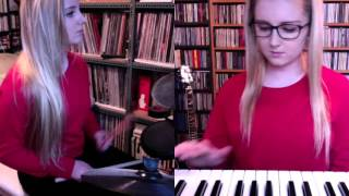 Me Singing 'Your Mother Should Know' By The Beatles (Full Instrumental Cover By Amy Slattery)