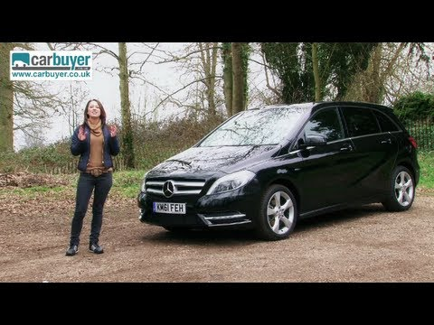 Mercedes-Benz B-Class MPV review - Carbuyer