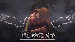 i'll never stop. [amberprice]