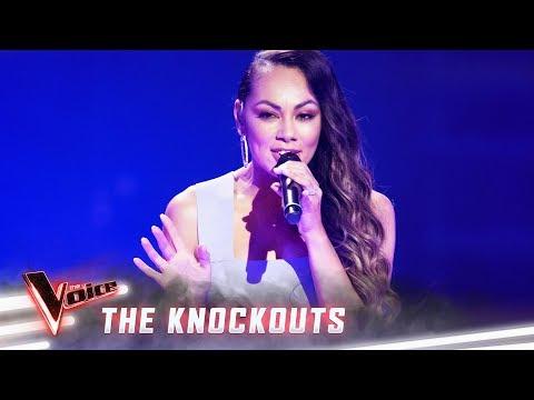 The Knockouts: Prinnie Stevens sings 'ABC' | The Voice Australia 2019