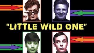 'Little Wild One' (Lyrics) ❤ THE WONDERS ❤ 1996