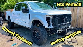 Rebuilding Dude Perfect Tyler Toney Wrecked 2017 Ford F250 King Ranch Part 10