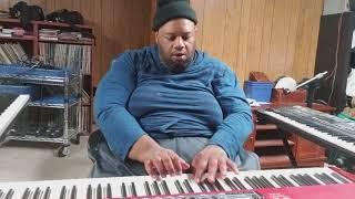 """Good Love"" (Anita Baker) performed by Darius Witherspoon (10/30/17)"