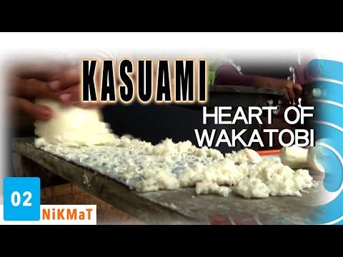 Video Inilah Kasuami, Penganan Khas Warga Wakatobi Yang Masih Terus Bertahan #02NiKMaT