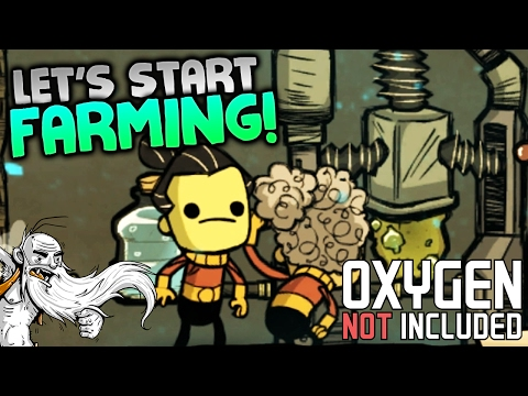 Oxygen Not Included Walkthrough - Alpha -