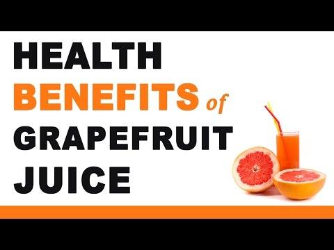 Video Grapefruit Juice Health Benefits