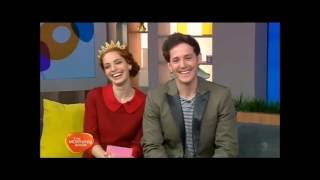 Lachy & Emma On The Morning Show, 25th May 2015