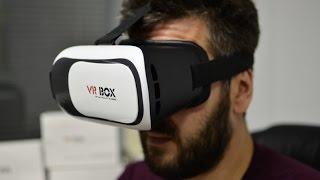 VR BOX 2! Очки виртуальной реальности.  Доступны всем! / Арстайл /