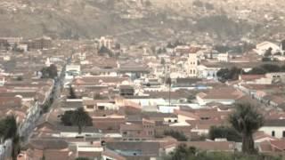 preview picture of video 'La Recoleta Sucre Bolivia'