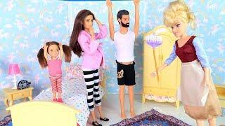 Она Рылась в Моих Вещах! Мультик #Барби Сериал Куклы Игрушки для девочек IkuklaTV