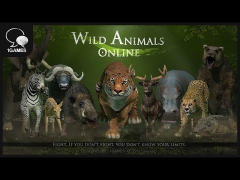 Vídeo do Wild Animals Online