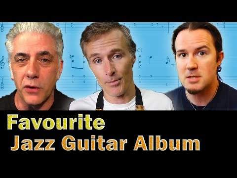 Favorite Jazz Guitar Album Recommendations From Youtube