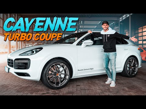 Porsche Cayenne Turbo Coupé | POWER - SUV mit 550 PS! | Daniel Abt
