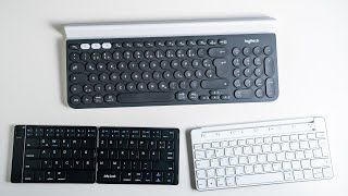 Die besten Bluetooth Tastaturen für Tablets