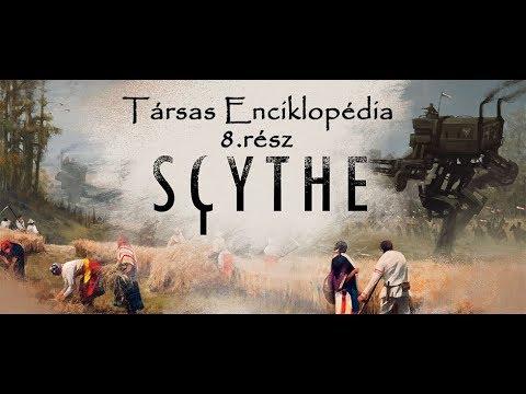 Társas Enciklopédia 8. rész - A Scytheról szabadon - Jatszma.ro