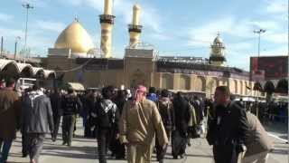 preview picture of video '04-Dec-2011 Karbala - Muharram processions in Bainul Haramain'