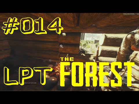 THE FOREST [HD] #014 - LPT - Ab in die Falle ★ Let's Play Together The Forest