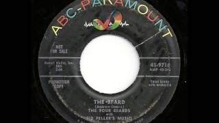 The Beard - The Four Beards (50's pop novelty)