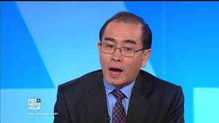 North Korean defector says even a limited attack by U.S. would trigger all-out war