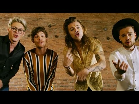 "One Direction ""History"" Music Video Highlights (видео)"