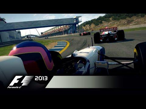 Nové video na F1 2013 ukazuje trať De Jerez