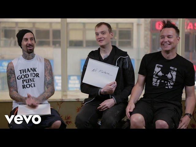 Blink-182-bandmates