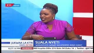 SUALA NYETI: Dawa maalum za kutumia mifugo  | JUKWAA LA KTN 14th May 2019